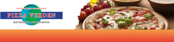 Pizza Verden Bundbanner